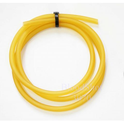 Dankung Rubber Tube Elastic ALL SIZES 1 metre